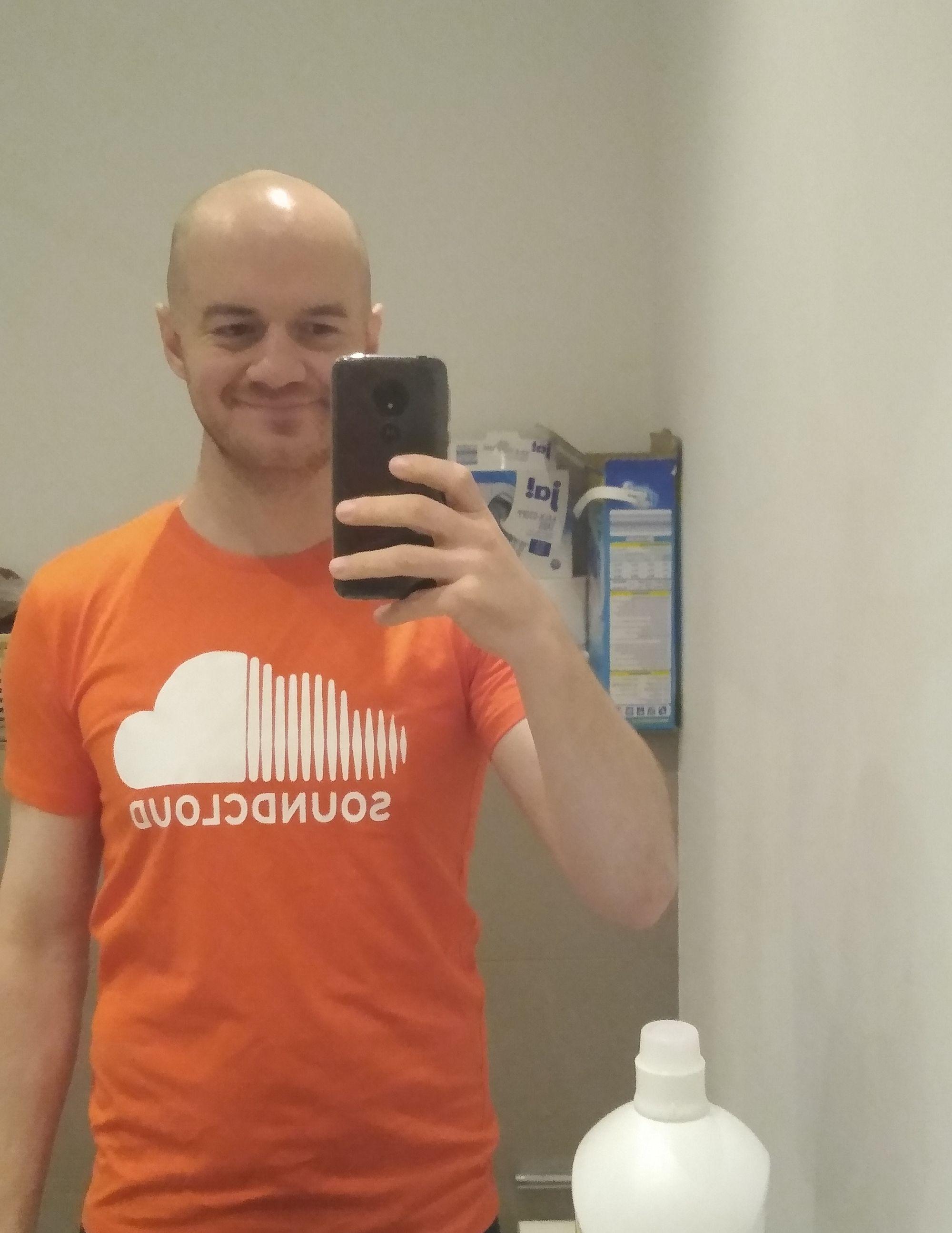Soundcloud t shirt
