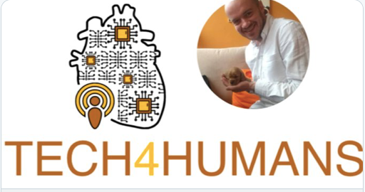 I appeared on the Tech4Humans podcast to talk about No CS Degree